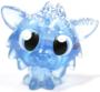 White Fang figure frostbite blue
