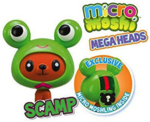 Scamp mega head