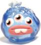 Squiff figure frostbite blue