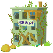 For Rent building
