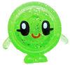 Penny figure glitter green