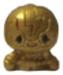 Pocito figure micro gold