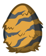 Mystery Egg Furry
