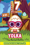 Countdown card s7 yolka