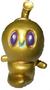 Milo figure gold