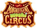 The Magnificent Moshi Circus Logo