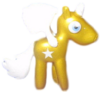 Angel figure gold