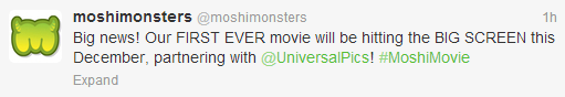 Movie Tweet