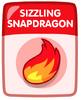 Sizzling Snapdragon