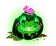 Glump-o-Lantern Fabio