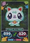 Tingaling foil