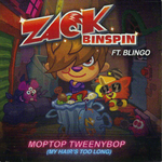 Issue 14 Zack Binspin CD