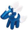 Angel figure goshi blue