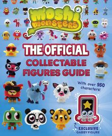 The Official Collectable Figures Guide cover