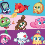 Baby Moshlings Popjam Puzzle