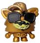 Blingo figure gold