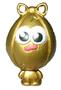 Benedict figure gold