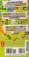 Moshling Zoo Official Game Guide cover back