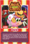 Collector card magnificent moshi circus fopkin