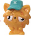 Gingersnap figure micro