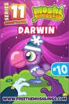 Countdown card s11 darwin