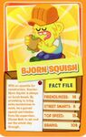 Top trump orange Bjorn Squish