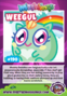 Collector card s11 weegul