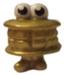 Rofl figure micro gold
