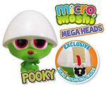 Pooky mega head