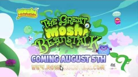 Moshi Monsters The Great Moshi Beanstalk (Coming Soon)