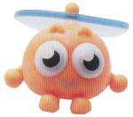 Wurley figure sonic orange