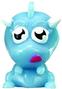 Snookums figure voodoo blue