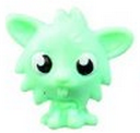 White Fang figure micro icescream green