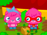 Poppet with Super Moshi