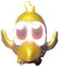 Tiki figure gold