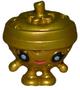 Pipsi figure gold