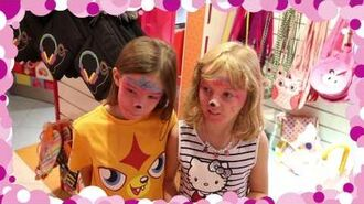 Poppet Boutique launch at Hamleys!