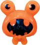 Scamp figure pumpkin orange