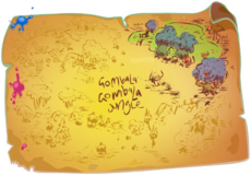 MMM Gombala Gombala jungle map
