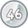 Level 46 icon