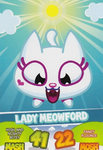 TC Lady Meowford series 1