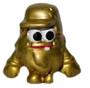 Quincy figure gold