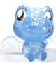 Burnie figure frostbite blue