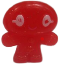 Hansel figure glitter red