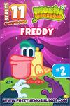 Countdown card s11 freddy
