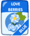 Blue Love Berries
