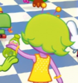 Mizz Snoots with Wobble-ade Moshi Monsters The Movie