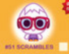Scrambles Poster
