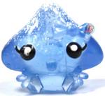 Kissy figure frostbite blue