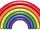 Rainbow Stand
